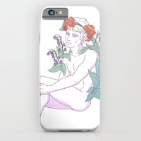 iPhone & iPod Case featuring Pretty Boy 6 by heymonster