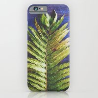 iPhone & iPod Case featuring Fern by Olivia Joy StClaire