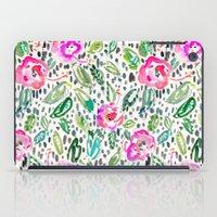 Hibiscus Frolic iPad Case