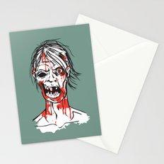 Zombie Stationery Cards