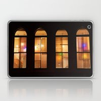 Lighted Windows Laptop & iPad Skin