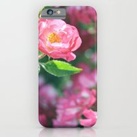 iPhone & iPod Case featuring Lily Pulitzer Roses by goguen