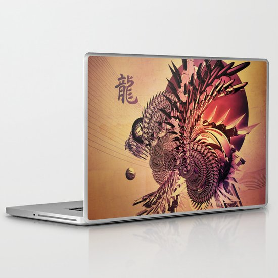 Legendary Laptop & iPad Skin