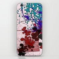 Pixelated Polaroid iPhone & iPod Skin