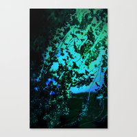 A DREAM TO THRIVE. Canvas Print