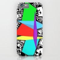Color Sculpture iPhone 6 Slim Case