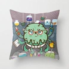 Dr.Osacr Throw Pillow