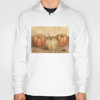 Mini Pumpkins I Hoody
