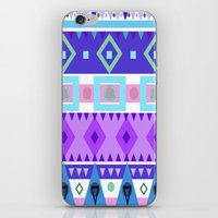 Winter Patterns iPhone & iPod Skin