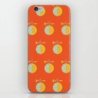 Fruit: Cantaloupe iPhone & iPod Skin