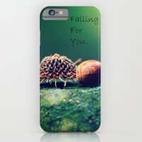 iPhone & iPod Case featuring Falling For  You by RDelean