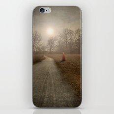 I make my own path iPhone & iPod Skin