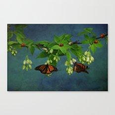 A Bugs World Canvas Print
