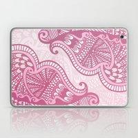 Henna Pattern Laptop & iPad Skin