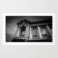 Monte Carlo, Monaco, Bui… Art Print