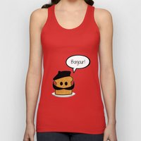 French Toast Unisex Tank Top