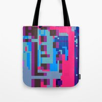 tcanvasmosh45 Tote Bag