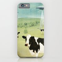 iPhone & iPod Case featuring we all like burgers _ US AND THEM  by vin zzep