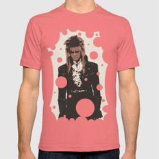 Goblin King Mens Fitted Tee Pomegranate SMALL