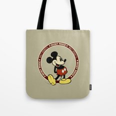 Mickey Mouse Vintage Tote Bag