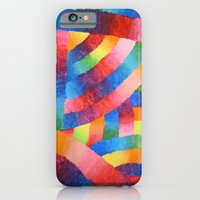 iPhone Cases featuring Gummy Worm Mating Pit by JessiePowers Art