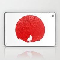 The Rising Sunset Laptop & iPad Skin