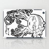 Lybee Black & White iPad Case