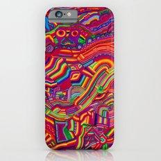 Shaping the Spectrum iPhone 6s Slim Case
