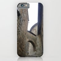 iPhone & iPod Case featuring Orvieto Arches by ArtistsWorks