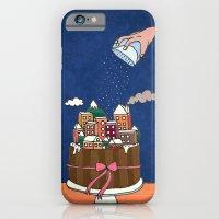 Powdered sugar, not snow! iPhone 6 Slim Case