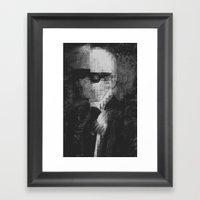 Karl Lagerfeld Star Futu… Framed Art Print
