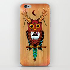 Ever watchful iPhone & iPod Skin