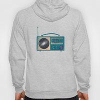 Space Radio Hoody