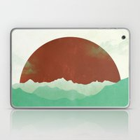 Sunset Valley Laptop & iPad Skin