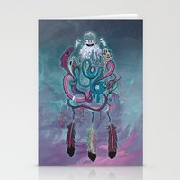 The Dream Catcher Stationery Cards