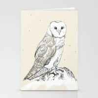 Mr Barnsby Owlsworth The… Stationery Cards