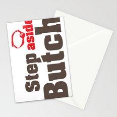 Step aside Butch Stationery Cards