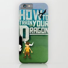 HOW TO TRAIN YOUR DRAGON - Fantasy | Animation | Movie | Fantastic | Childer | Sci-fi iPhone 6 Slim Case
