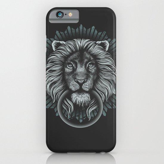 Stone Lion iPhone & iPod Case