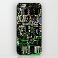 Inside iPhone & iPod Skin