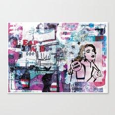 Cheap Date Canvas Print