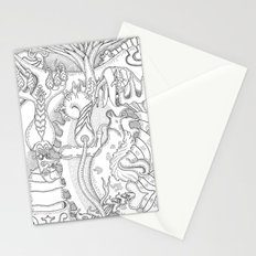 Wooloo Stationery Cards