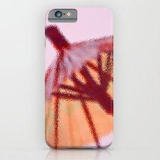 Sunshade behind the Glass iPhone 6 Slim Case