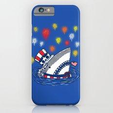 The Patriotic Shark iPhone 6s Slim Case