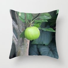 APPLE Throw Pillow