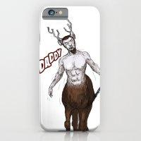 Santa's present, from reindeer. iPhone 6 Slim Case