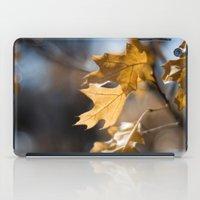 Winter Oak iPad Case