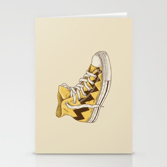 Chuck Stationery Card