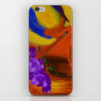 HOW ABOUT SOME JUICY FRU… iPhone & iPod Skin