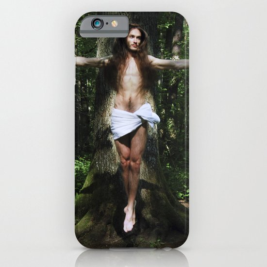 Jesus Christ iPhone & iPod Case